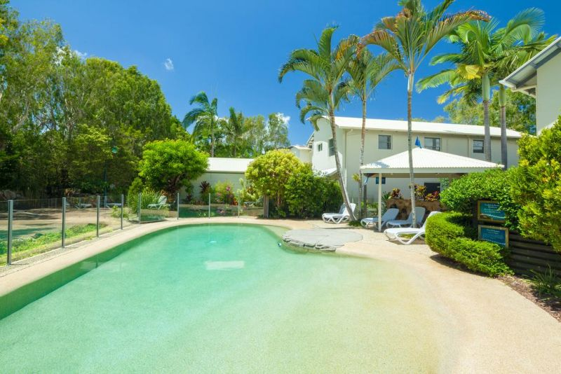 Noosa Entrance Waterfront Resort - Accommodation QLD