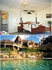 Caprice Boutique Mountain Retreat - Accommodation QLD