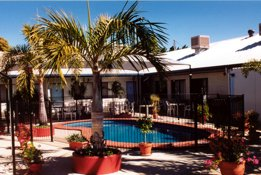 Peppercorn Motel  Restaurant - Accommodation QLD