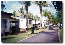Finemore Tourist Park - Accommodation QLD