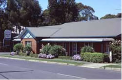 Hepburn Springs Motor Inn - Accommodation QLD