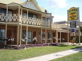 Victoria Lodge Motor Inn and Apartments - Accommodation QLD