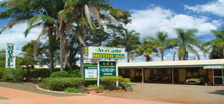 Avocado Motor Inn - Accommodation QLD