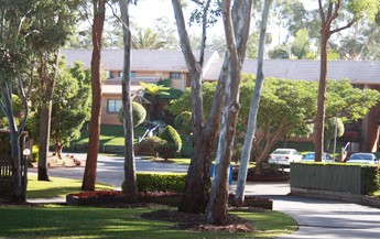 Comfort Inn  Suites Robertson Gardens - Accommodation QLD