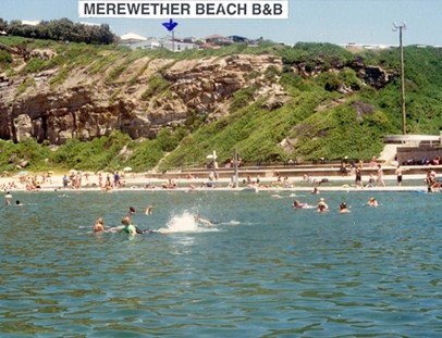 Merewether Beach B And B - Accommodation QLD