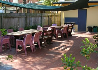 Manly Bunkhouse - Accommodation QLD