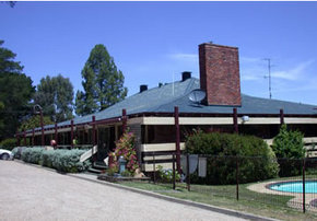 Golden Heritage Motor Inn - Accommodation QLD