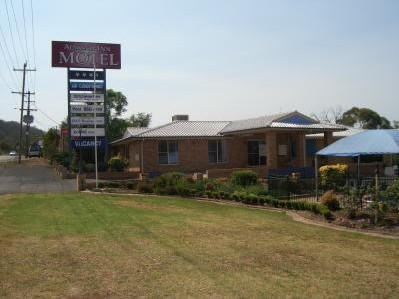 Almond Inn Motel - Accommodation QLD
