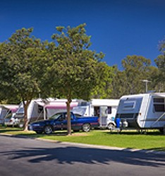 Yarrawonga Holiday Park - Accommodation QLD