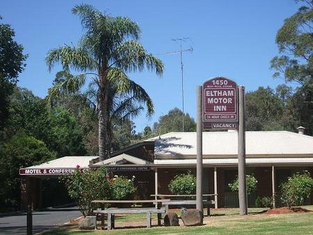 Eltham Motor Inn - Accommodation QLD