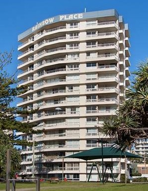 Rainbow Place Holiday Apartments - Accommodation QLD