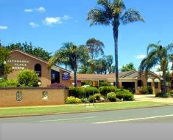 Jacaranda Place Motor Inn - Accommodation QLD