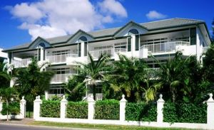 Costa Royale Beachfront Apartments - Accommodation QLD