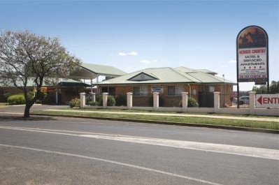 Across Country Motor Inn - Accommodation QLD