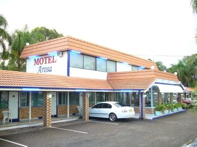 Arosa Motel - Accommodation QLD
