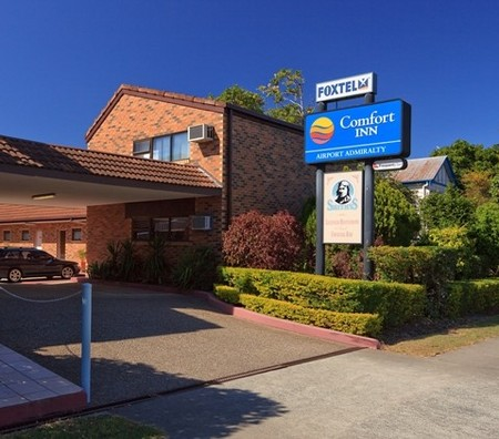 Airport Admiralty Motel - Accommodation QLD
