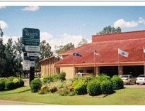 Quality Inn Charbonnier Hallmark - Accommodation QLD