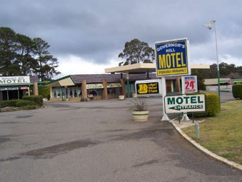 Governors Hill Motel - Accommodation QLD