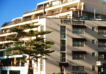 Manly Paradise Motel And Apartments - Accommodation QLD