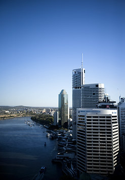 Brisbane Marriott Hotel - Accommodation QLD