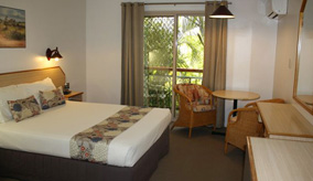 Colonial Village Motel - Accommodation QLD
