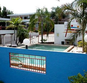Caloundra Suncourt Motel - Accommodation QLD