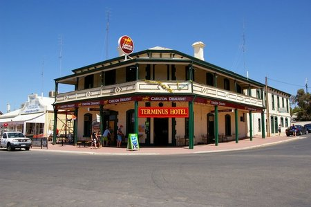 Terminus Hotel Motel - Accommodation QLD