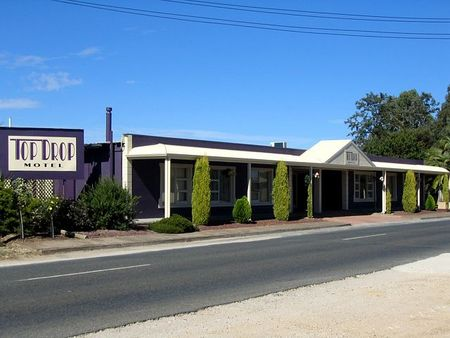 Top Drop Motel - Accommodation QLD