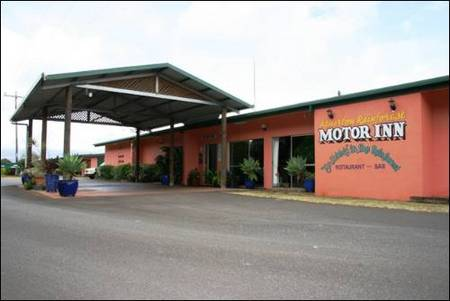 Atherton Rainforest Motor Inn - Accommodation QLD