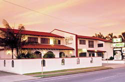 Comfort Inn Marco Polo Motel - Accommodation QLD