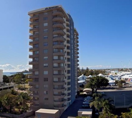 Newport Apartments Mooloolaba - Accommodation QLD