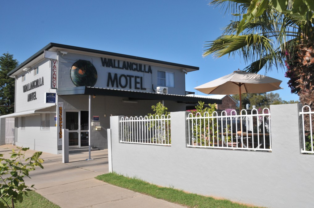 Wallangulla Motel