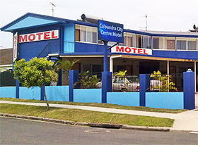 City Centre Motel - Accommodation QLD