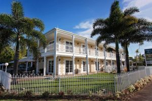 White Lace Motor Inn - Accommodation QLD