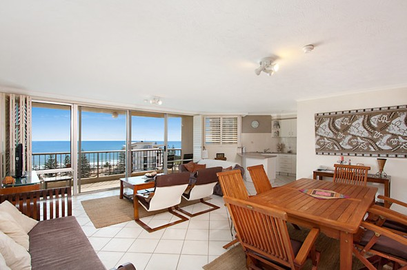 Rainbow Commodore Holiday Apartments - Accommodation QLD
