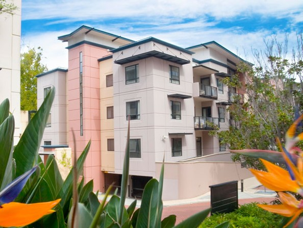 Mounts Bay Waters Apartments - Accommodation QLD