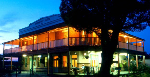 Abernethy Guesthouse - Accommodation QLD