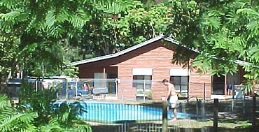 Glass House Mountains Holiday Village - Accommodation QLD