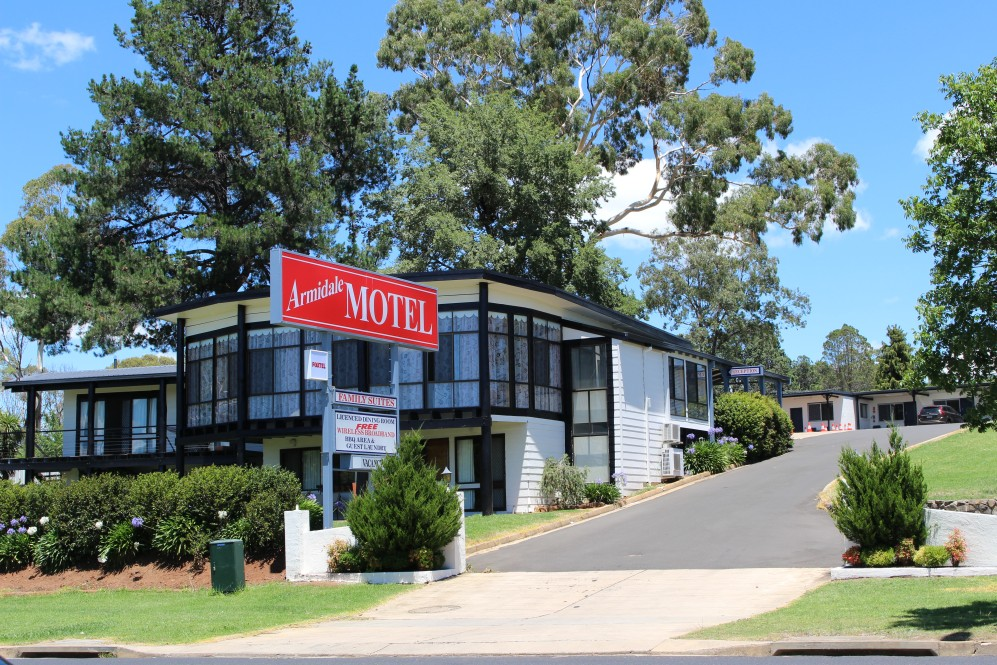 Armidale Motel - Accommodation QLD