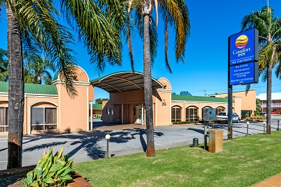 Comfort Inn Bel Eyre Perth - Accommodation QLD