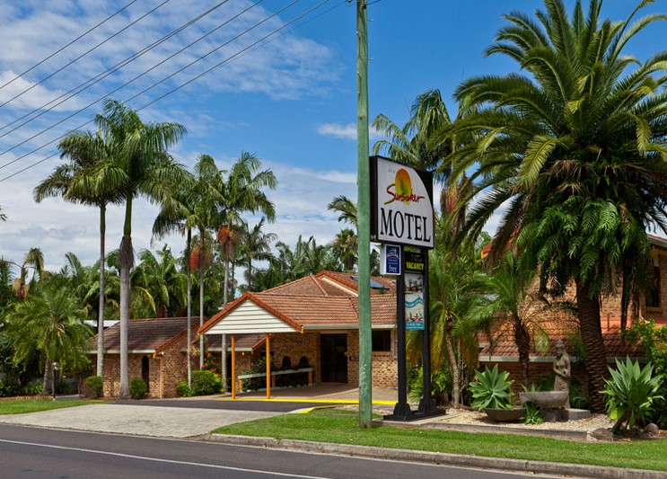 Byron Sunseeker Motel - Accommodation QLD