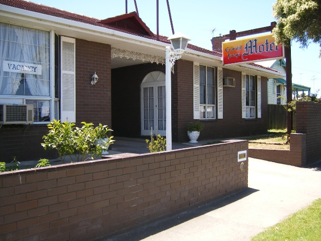 Colonial Lodge Motel - Accommodation QLD