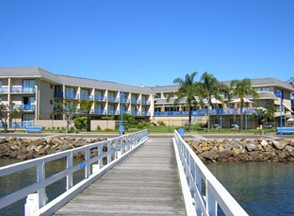 Mariners On The Waterfront - Accommodation QLD
