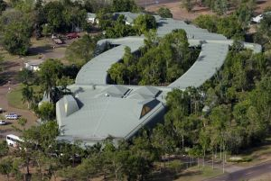Mercure Kakadu Crocodile Hotel - Accommodation QLD
