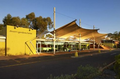 Desert Gardens Hotel - Accommodation QLD