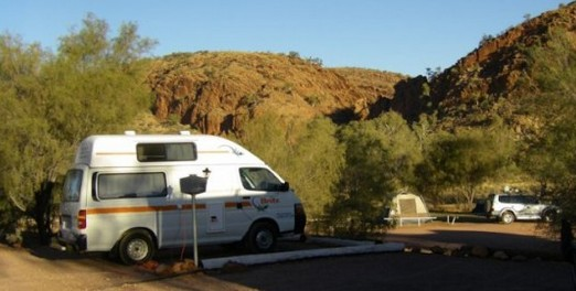 Glen Helen Resort - Accommodation QLD