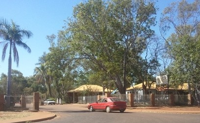 Outback Caravan Park - Accommodation QLD