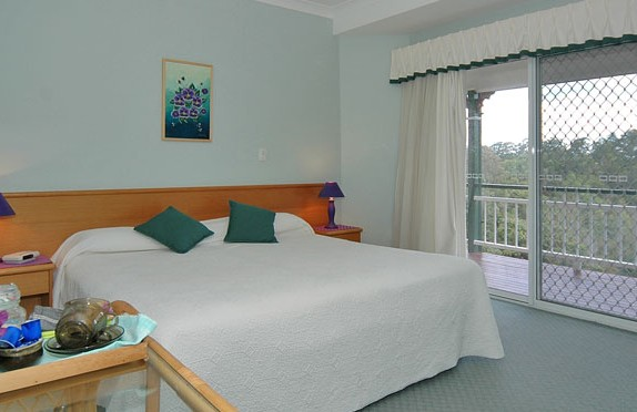 Eumundi Rise Bed And Breakfast - Accommodation QLD