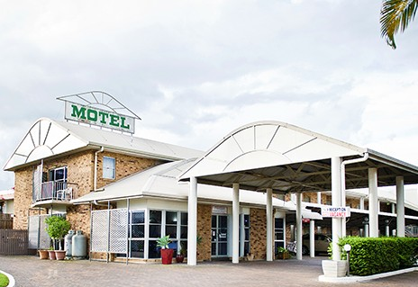 Gympie Muster Inn - Accommodation QLD