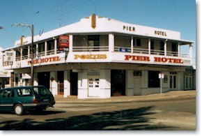Pier Hotel - Accommodation QLD